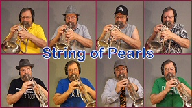 A String Of Pearls Music Video